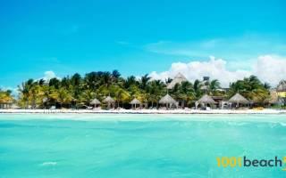 Пляж Холбокс, Мексика — обзор