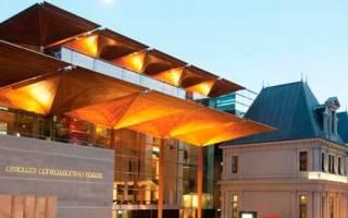 Художественная галерея Окленда, Новая Зеландия — обзор