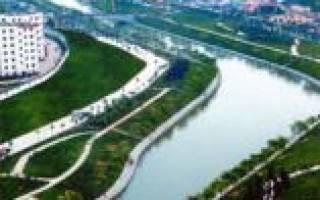 Великий канал Да Юнхэ, Китай — обзор