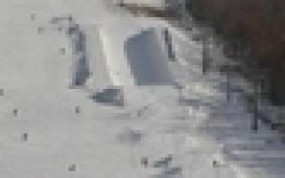 Бэйдаху — обзор и отзывы лыжного курорта Китая