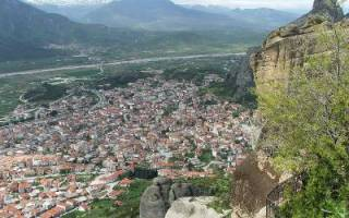 Каламбака — что посмотреть по городам Греции
