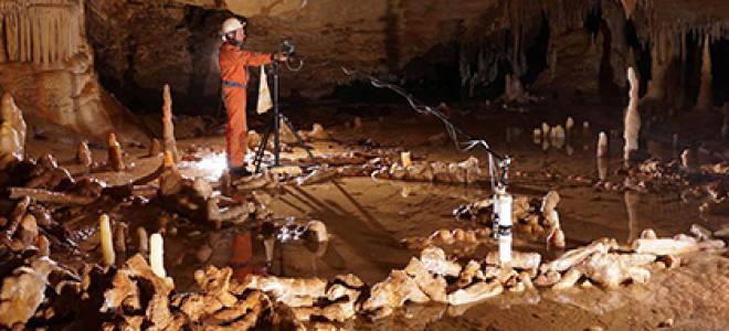 Пещера Брюникель, Франция — обзор