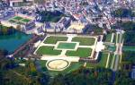 Замок в Фонтебло, Франция — обзор
