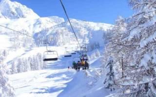 Насфельд — обзор и отзывы лыжного курорта
