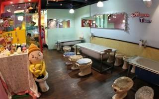 Ресторан Modern Toilet, Тайвань — обзор