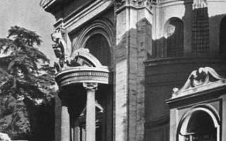 Церковный комплекс Бон-Жесус-ди-Матозиньюс, Бразилия — обзор