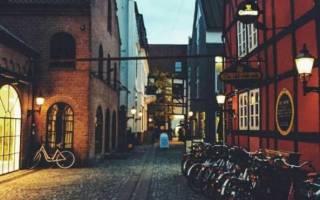 Оденсе — что посмотреть по городам Дании