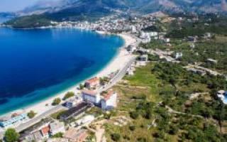 Химара — что посмотреть по городам Албании