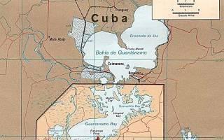 Тюрьма Гуантанамо, Куба — обзор