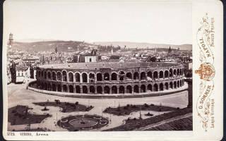 Арена ди Верона, Италия — обзор