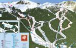 Колашин — обзор и отзывы лыжного курорта Черногории