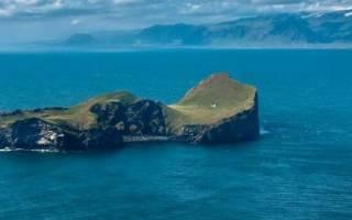 Остров Эллида, Исландия — обзор