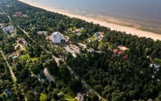 Нарва-Йыэсуу — что посмотреть по городам Эстонии