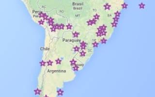 Знаменитые объекты ЮНЕСКО в Южной Америке — обзор