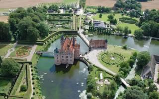 Замок Эгесков, Дания — обзор