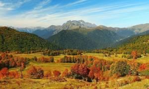 Абхазия что посмотреть в Алахадзе