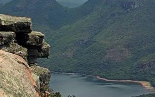 Каньон реки Блайд, Южная Африка — обзор