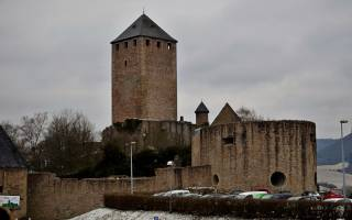 Замок Лихтенберг, Франция — обзор