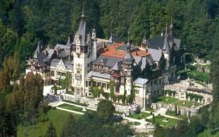 Замок Пелеш, Румыния — обзор
