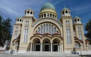 Кафедральный собор Св. Андрея, Россия — обзор