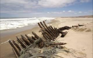 Берег Скелетов, Намибия — обзор