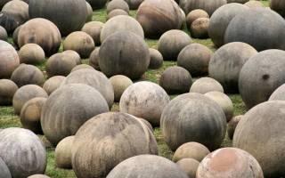 Поселения вождей и каменные шары племени Дикис, Коста-Рика — обзор