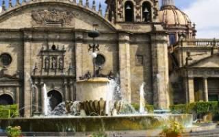 Гвадалахара — что посмотреть по городам Мексики