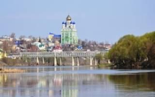 Россия что посмотреть в Елеце