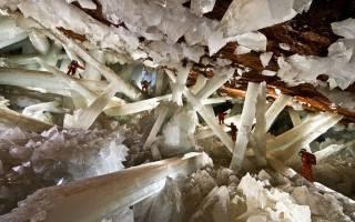 Фото галерея: Причудливые и красочные пещеры земли — обзор
