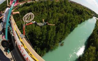 Мост The Last Resort, Непал — обзор