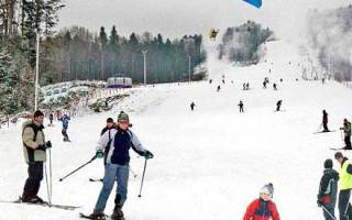 Мигово — обзор и отзывы лыжного курорта Украины