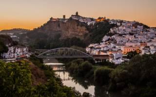 Убрике, Испания — обзор