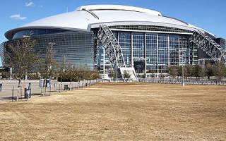 Стадион Cowboys, США — обзор
