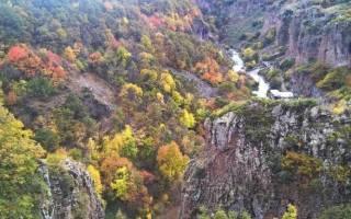 Джермук — что посмотреть по городам Армении