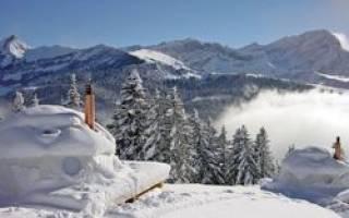 Обзор и отзывы лыжного курорта Мраткино (Белорецк)
