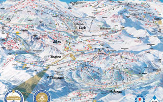 Цюрс — обзор и отзывы лыжного курорта