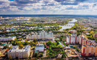 Россия что посмотреть в Пензе