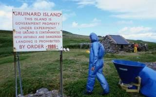 Остров Грюинард, Шотландия — обзор
