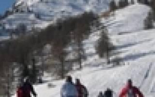 Овронна — обзор и отзывы лыжного курорта Швейцарии