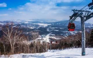Эрлонгшан — обзор и отзывы лыжного курорта Китая