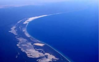 Австралия что посмотреть Большой Барьерный риф