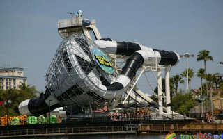 Аквапарк «Водный мир», США — обзор