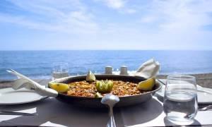 Ресторан El Diablo, Испания — обзор