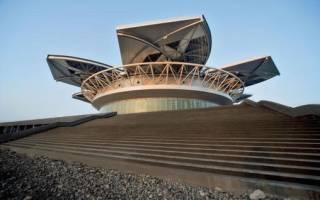 Стадион Чи Джонг, Китай — обзор