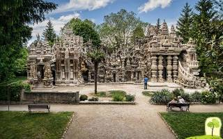 Идеальный дворец, Франция — обзор
