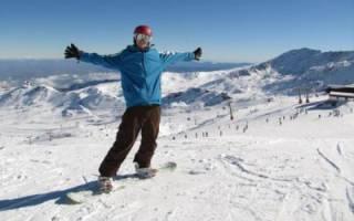 Сьерра-Невада — обзор и отзывы лыжного курорта