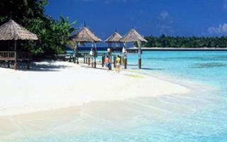 Ган — что посмотреть по  Мальдивским островам