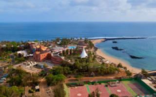 Пти-Кот — что посмотреть по городам Сенегала