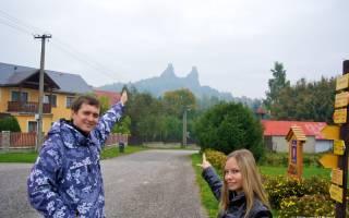Крепость Троски, Чехия — обзор