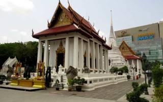 Бангкок, Таиланд — обзор